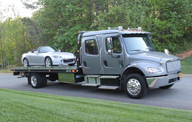 Toronto tow truck companies