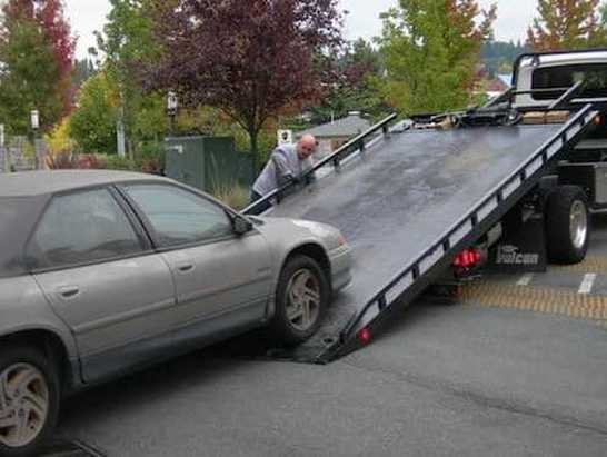 flatbed towing Toronto
